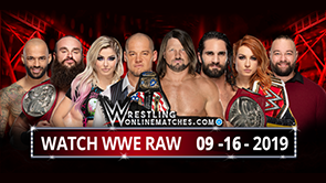Watch WWE Raw Online