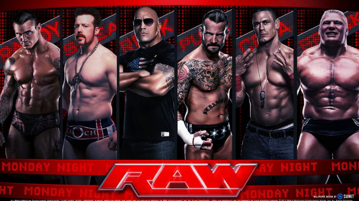 wwe raw live stream free usa network