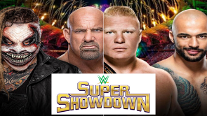 Watch WWE Super Showdown 2020 PPV 2/27/20